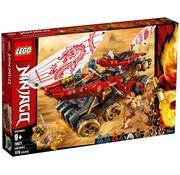 LEGO 70677 Ninjago  Landbounty