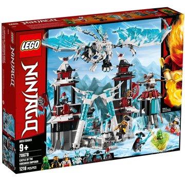 LEGO 70678 Ninjago  Kasteel van de verlaten keizer