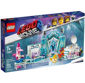 LEGO 70837 LEGO Movie Glitterende schitterende spa!