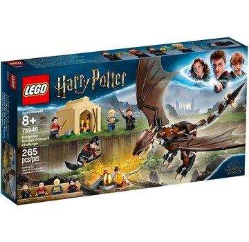 LEGO 75946 Harry Potter Hongaarse Hoornstaart Toverschool toernooi