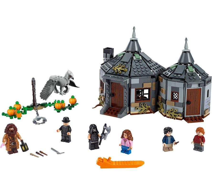 75947 Harry Potter Hagrids huisje