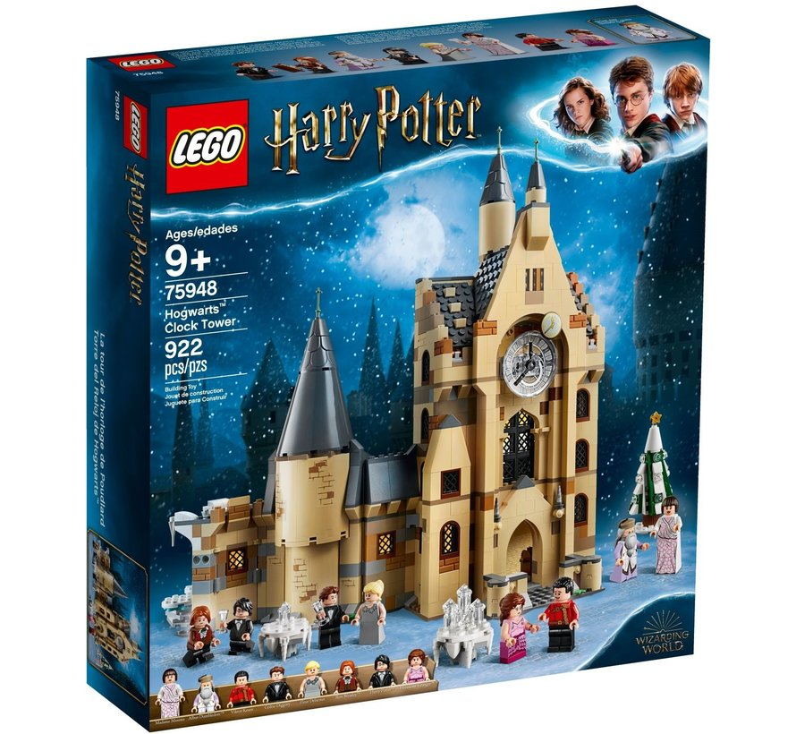 75948 Harry Potter Zweinstein Klokkentoren