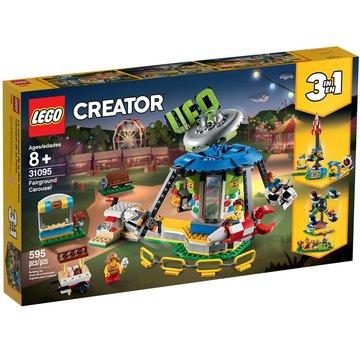 LEGO 31095 Creator Draaimolen
