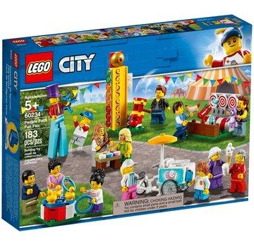 LEGO 60234 City Personenset - kermis