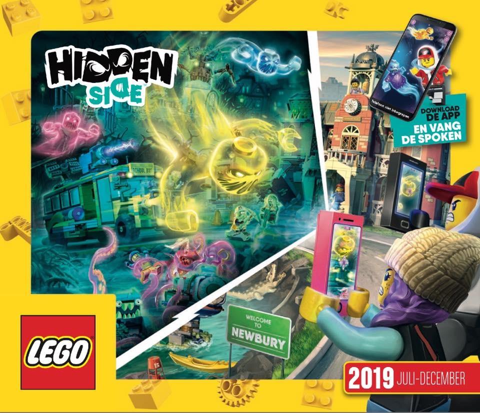 LEGO Catalogus 2019 2HY