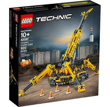 LEGO 42097 Technic Compacte Rupsband Kraan
