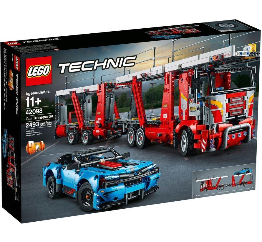 42098 Technic Auto Transporter