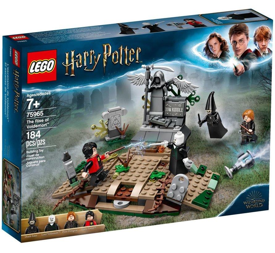 75965 Harry Potter De opkomst van Voldemort
