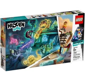 LEGO 70422 Hidden Side Aanval op het garnalententje