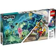 LEGO 70423 Hidden Side Paranormale interceptiebus 3000
