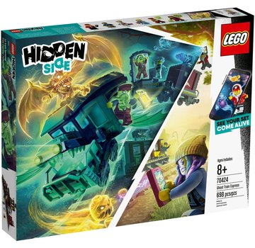 LEGO 70424 Hidden Side Spookexpress