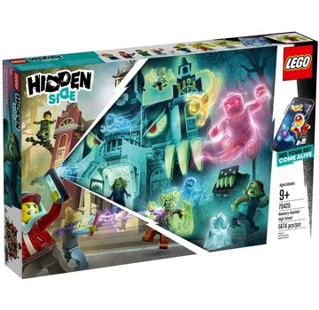 LEGO 70425 Hidden Side De Newbury Spookschool