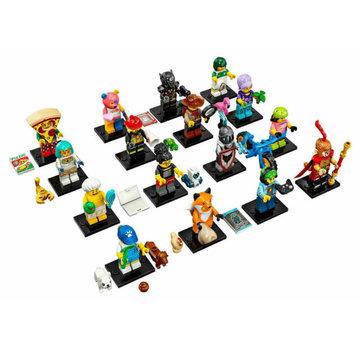 LEGO 71025 CMF Minifiguren Serie 19
