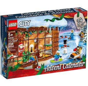 LEGO 60235 City Adventkalender