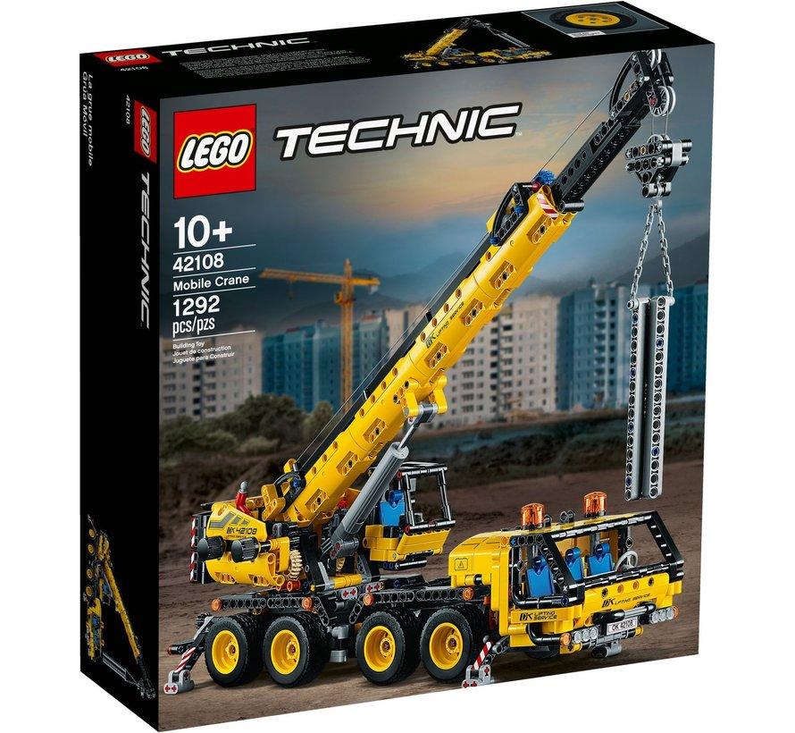 42108 Technic Mobiele Kraan