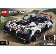 LEGO 42109 Technic App Gestuurde Top Gear Rally Auto