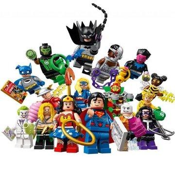 LEGO 71026 DC Comics Super Heroes Serie Compleet