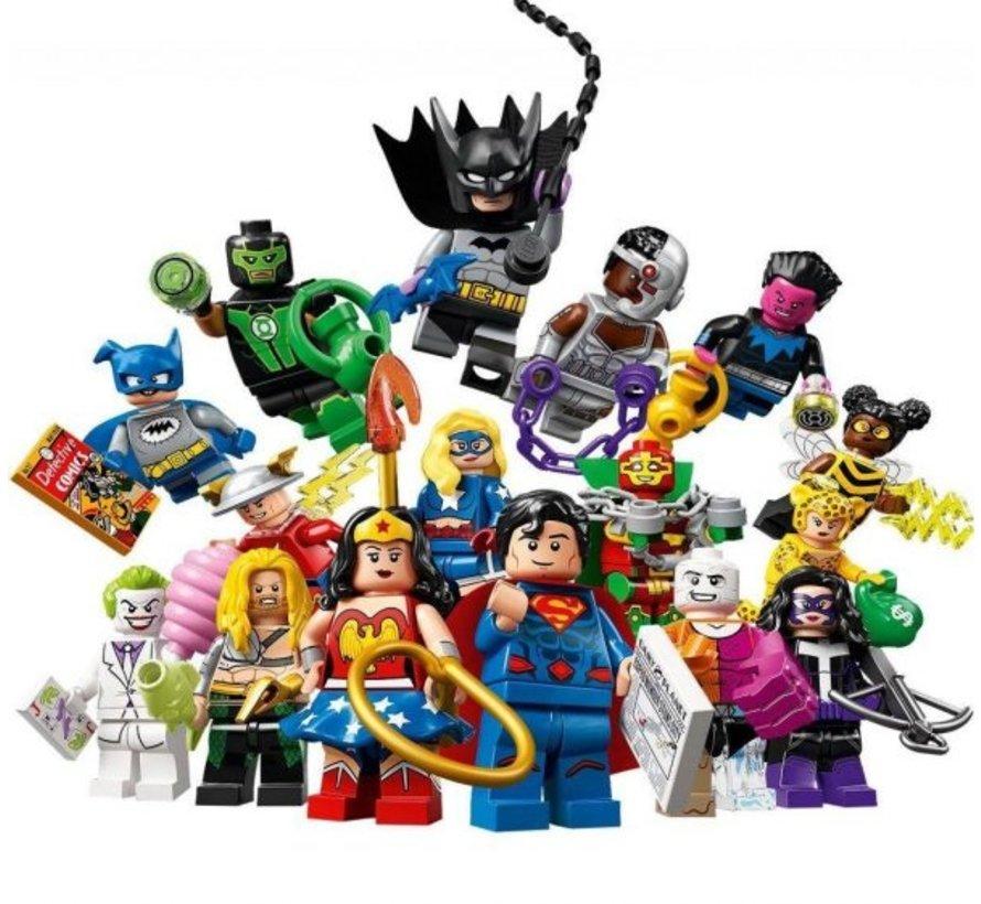 71026 DC Comics Super Heroes Serie Compleet
