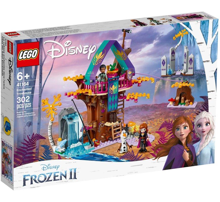41164 Disney Frozen Betoverde boomhut