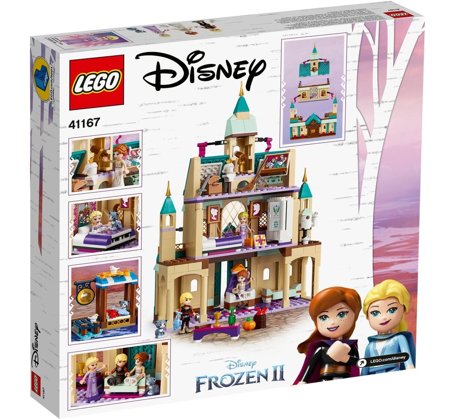 41167 Disney Frozen Kasteeldorp Arendelle
