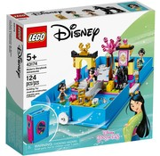 LEGO 43174 Disney Princess Mulans verhalenboekavonturen
