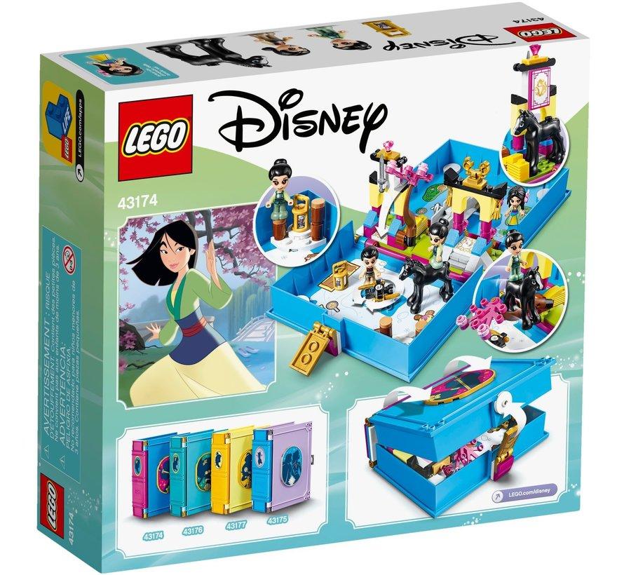 43174 Disney Princess Mulans verhalenboekavonturen