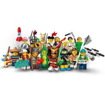 71027 Minifiguren serie 20 (complete serie)