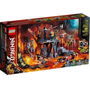 LEGO 71717 Ninjago Reis naar de kerkers van Skull