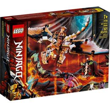 LEGO 71718 Ninjago Wu's gevechtsdraak