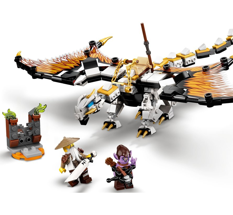 71718 Ninjago Wu's gevechtsdraak