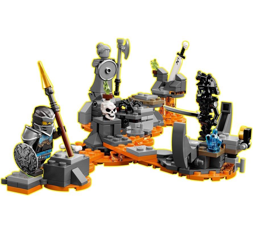 71721 Ninjago Skull Sorcerer's Draak
