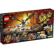LEGO 71721 Ninjago Skull Sorcerer's Draak