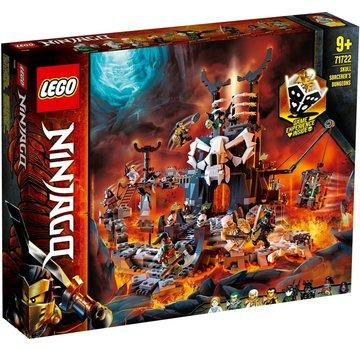 LEGO 71722 Ninjago Skull Sorcerer's Kerkers