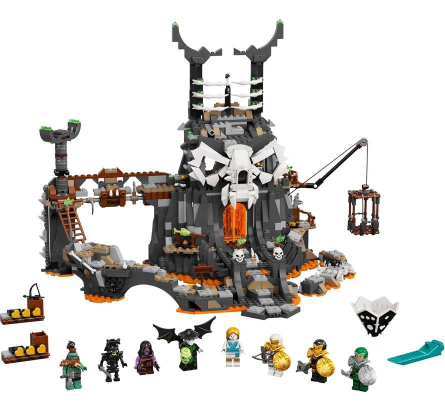 71722 Ninjago Skull Sorcerer's Kerkers