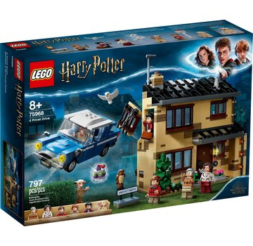 LEGO 75968 Harry Potter Ligusterlaan 4