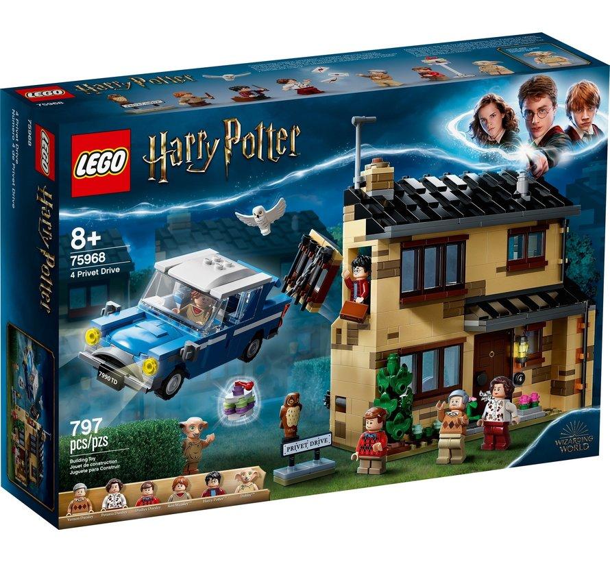 75968 Harry Potter Ligusterlaan 4