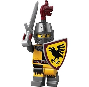 LEGO 71027-4 CMF Tournament Knight