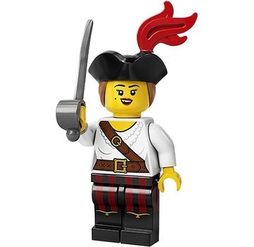 LEGO 71027-5 CMF Pirate Girl