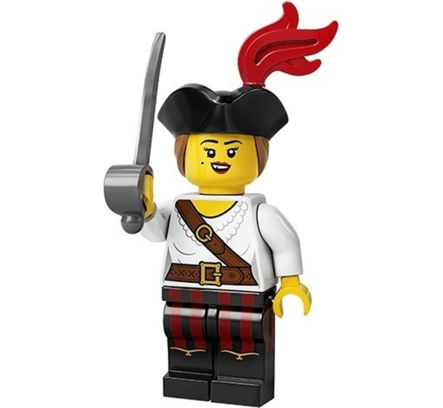 71027-5 CMF Pirate Girl