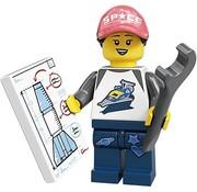 LEGO 71027-6 CMF Space Fan