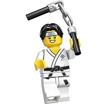 LEGO 71027-10  CMF Martial Arts Boy