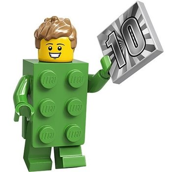 LEGO 71027-13  CMF Brick Costume Guy