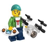 LEGO 71027-16  CMF Drone Boy