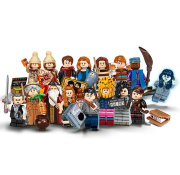 LEGO PRE-ORDER 71028 Harry Potter CMF Complete serie