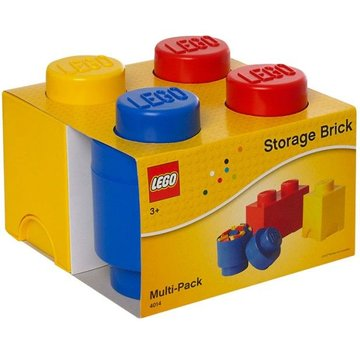 LEGO Opbergbox set 3-delig