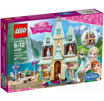 LEGO 41068 Disney Princess Het Kasteelfeest in Arendelle
