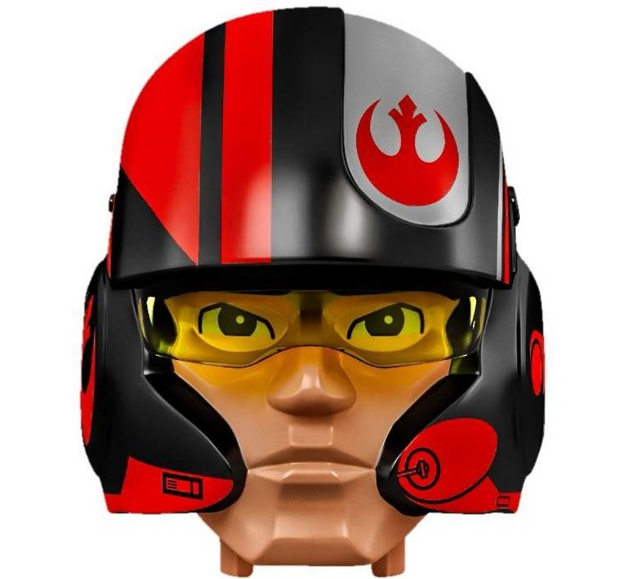 75115 Star Wars Poe Dameron