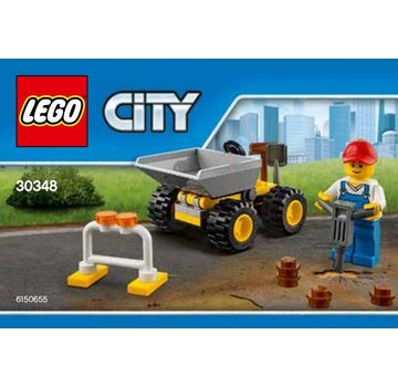 LEGO 30348 City Polybag Mini Dumper