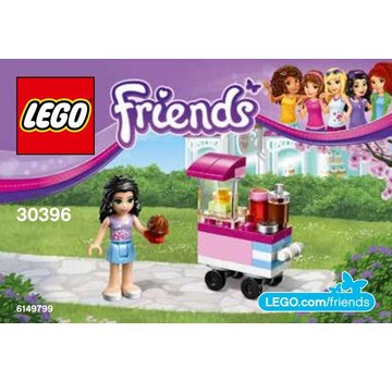 LEGO 30396 Friends Polybag Cupcake Stand