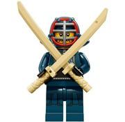 LEGO 71011-12: Minifiguren Serie 15 Kendo Fighter